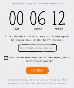 newsletterform-ansicht